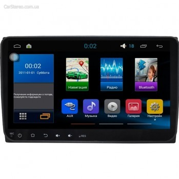 Штатная магнитола Sound Box Star Trek ST-4490 C для Volkswagen B6 (Android 4.4.4)