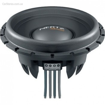 Сабвуферы Hertz MG 12 2x1.0 Ohm 2 Spiders PP Cone