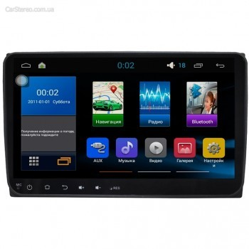 Штатная магнитола Sound Box Star Trek ST-4490 C для Volkswagen Golf 6 (Android 4.4.4)