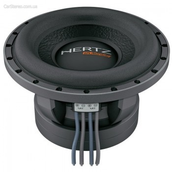 Сабвуферы Hertz MG 12 2x1.5 Ohm 2 Spiders PP Cone