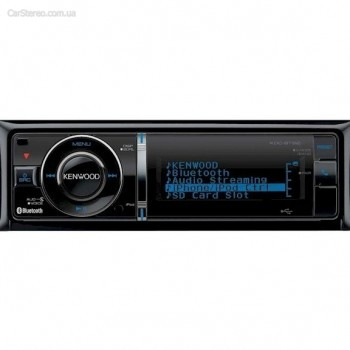 Универсальная 1DIN Автомагнитола Kenwood KDC-BT92U