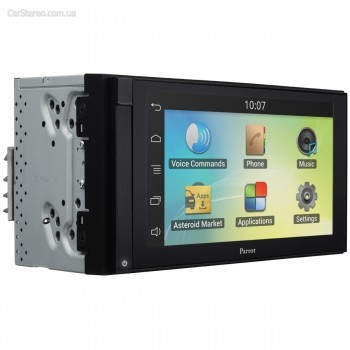 2DIN Android мультимедия центр Parrot Asteroid Smart