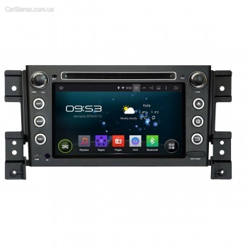 Штатная магнитола Incar AHR-0785 для Suzuki Grand Vitara 2005-2014 (Android 4.4.4)