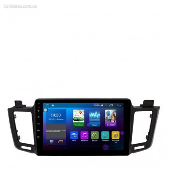 Штатная магнитола Sound Box ST-6018  для автомобиля Toyota Rav 4 2013+ (Android 6.0.1)