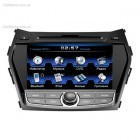 Штатная магнитола  RoadRover  Hyundai Santafe 2013+   с Gps, DVD, USB,TV, Bluetooth, SD, 3G Internet