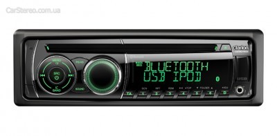 Clarion CZ501EG - 1DIN авто магнитола CD/USB/AUX/Bluetooth