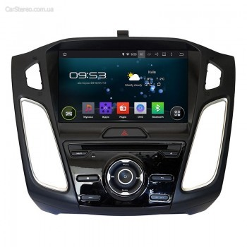 2din магнитола Incar AHR- Ford Focus 3 (Android 4.4.4) 8,0""