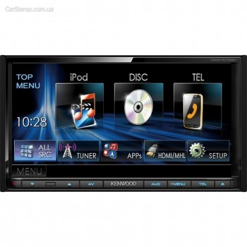 Универсальная 2DIN Магнитола Kenwood DDX-7015BT