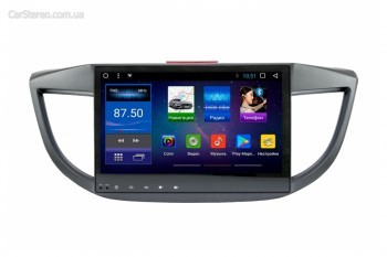 Штатная магнитола Sound Box ST-7122T для автомобиля Honda CR-V 2012+ (Android 7.1.1)