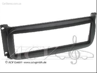 1Din переходная рамка для Chrysler Neon / Sebring / 300 M / Wrangler / (Grand) Cherokee / PT Cruiser / (Grand) ( 281145-03)